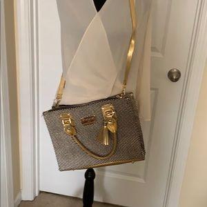 NWOT BeBe Tote Bag